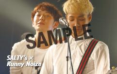 「SALTY's × Runny Noize 2MAN LIVE~塩っ鼻~ in 東京」無料フル試聴